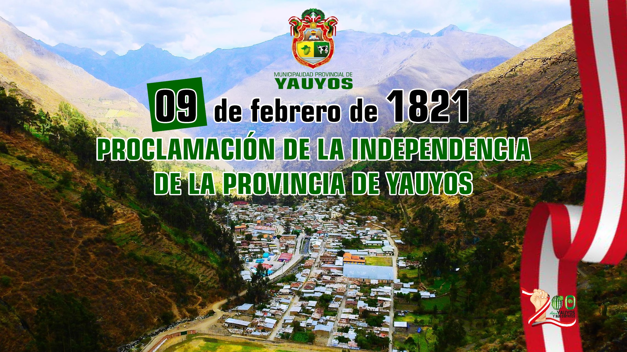INDEPENDENCIA DE YAUYOS